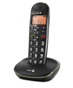 Doro PhoneEasy 100w Dect Black