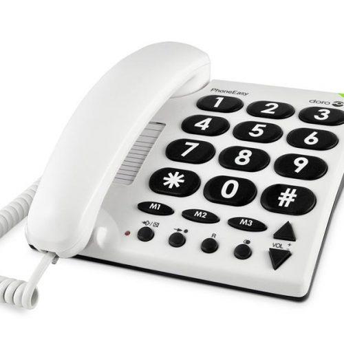 Doro PhoneEasy 311c White