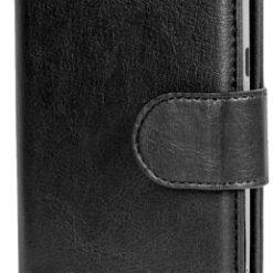 Doro 8031 Wallet Case Black